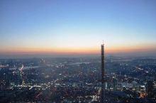 俯瞰城市夜景,还不错! 为啥老是有审核不通过???