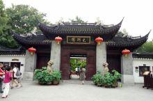 位于上海南翔的古漪园风景
