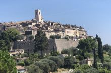 体验法国南部普罗旺斯地区不一样的小镇,另外一般的感觉。
