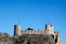 拥有悠久历史的军事防御堡垒,可惜我们只能看它的外表