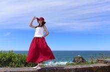 #有我最美回忆的海滨#  这里有绵长的海岸线 这里有保驾护航的灯塔 这里有风光独美的天之涯 这里有悠