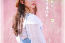 上海嘉北郊野公园|不能错过的粉黛子拍照攻略  粉黛子草是一种雾蒙蒙的,带着粉色花絮的植物。近看并不惊