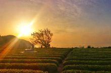 渔村的早上,看着日出,真美