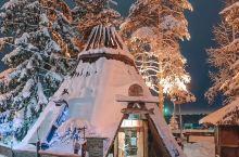 在罗瓦涅米,除了可以去参观圣诞老人的办公室,还可以在Kotahovi餐厅吃到温暖美味的食物。它是由K