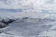 翻越5300米的康庆拉山,走进怒江上游的比如。