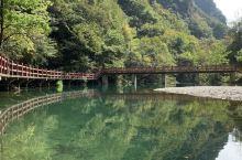 湖北保康尧治河景区,风景优美,空气清新,沿着峡谷蜿蜒,遍体生凉,属神农架余脉,9月份去,这会儿去很好