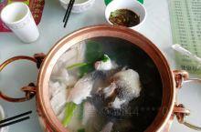 云南的铜锅鱼,美景美食。