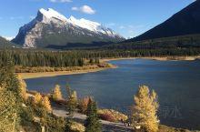 2019年10月6日下午和7日上午 在IBanff镇周边游玩 加拿大