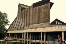 瑞典首都斯德哥尔摩瓦萨沉船博物馆-Vasamuseet(Vasa Museum)内展示着从海底捞起的