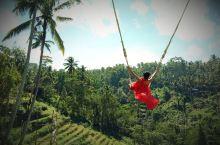 巴厘岛乌布大秋千(Aloha Ubud Swing)。 门票是在网上找的代理商,比现场买便宜。 入园