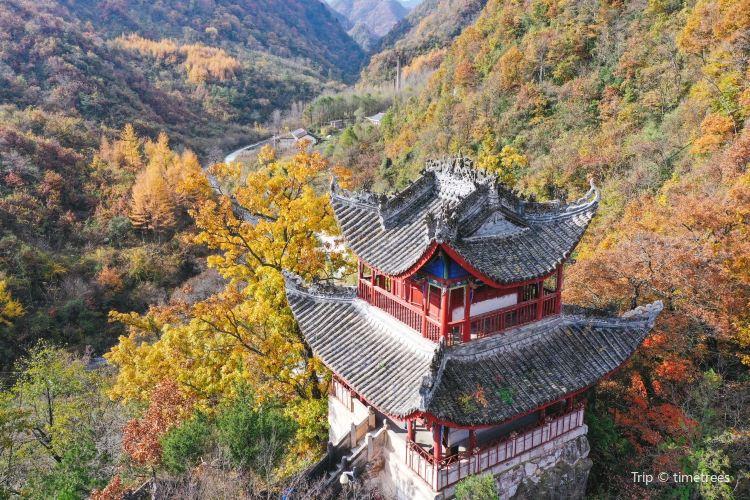 Zhang Liang Temple3