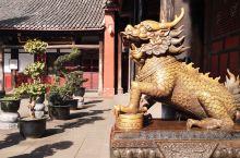 成都人有着特殊感情之地,位于青羊区的文殊院始建于隋大业年间(605年——617年)。康熙三十六年(1