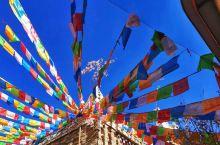 玉树与琼枝耀日,纪念自己37年来来到的祖国最西边 甘堡藏寨