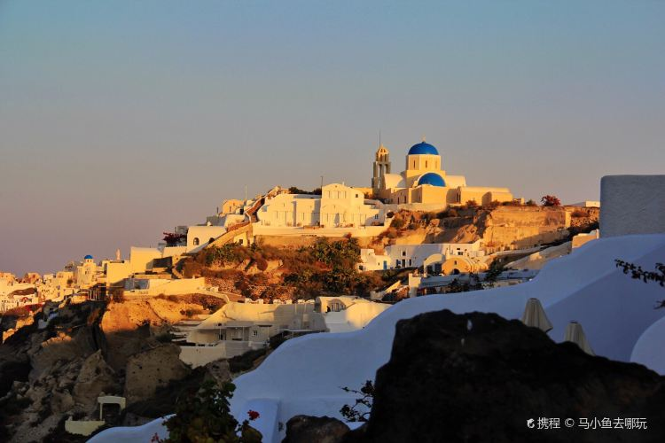 Sunset in Oia4
