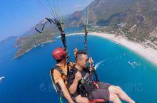 土耳其🇹🇷| Vlog-Louie滑翔伞首飞之旅🌤   土耳其·亚洲  费特希耶·土耳其爱琴海地区