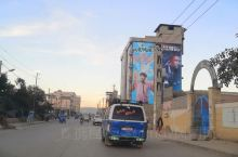 发展中的埃塞已经到处都是球星可乐广告