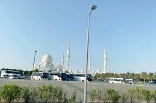 去阿联酋一定要去阿布扎比的谢赫扎耶德清真寺打卡,它是世界上最奢华的清真寺,没有之一,价值3000多万