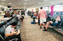 2020年1月,从上海出发,9小时飞机,到火奴鲁鲁 机场,机场不大,有专人引导乘坐大巴车到1航站 楼