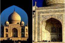 """泰姬陵,是印度知名度最高的古迹之一!世界文化遗产,被评选为""""世界新七大奇迹""""!!泰姬陵全称为""""泰姬·"""