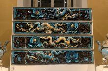 大英博物馆 免费开放 如果要一个个欣赏 一天都看不完 早上开始 排队-安检-进入院内 馆里面按洲分区