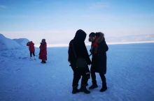 石河子·新疆  玩雪