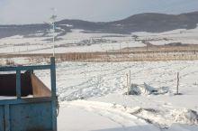 我的家乡大兴安岭雪景