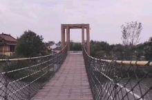 阜宁县益林镇马家荡旅游风景区处处 马家荡马良文化湿地公园  呈现一派迷人的喜人景象。马良索桥、三面观