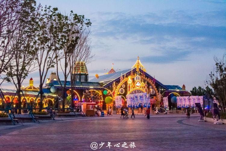 哈爾濱萬達寶馬娛雪樂園2