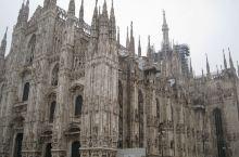 2015年意大利米兰大教堂景区 米兰大教堂