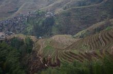 龙脊梯田是桂林地区最大的一块梯田,也是全国排位靠前的一块梯田。龙脊梯田虽然位于龙脊各族自治县和平乡平