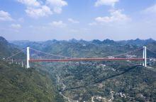 """黄果树坝陵河大桥,建成时""""国内第一,世界第六"""",中国建设工程鲁班奖,贵州目前唯一可上桥观光的世界级大"""