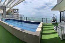 巽寮湾  深圳周边游的一家酒店 惠东海屿印像度假酒店  总体感觉 之前住过全球候鸟酒店觉得环境很差,