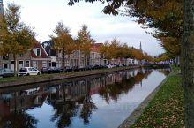 雨过天晴后的荷兰,美!沿着海岸线的小路兜风更是别样风情