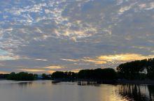 记录遇见和时光-阿姆斯特丹的落日余晖 Record encounters & times- suns