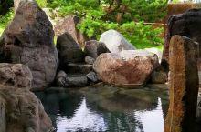 这家,鹿儿岛雾岛温泉酒店,免费提供3间,独立家庭日式庭园温泉,可以泡!饭前泡,饭后泡,睡前又泡,哈哈