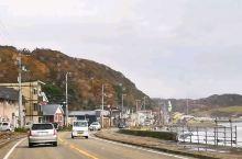 北海道·日本  在北海道.新冠町.赛马展望台,喝了杯咖啡,和吃奌甜品,稍作歇休后,继续沿太平洋海岸线