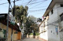 隔离时期的尼泊尔。
