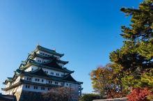 名古屋的大街真的很宽敞 据说是有日本最宽的马路的城市~民风淳朴的城市~