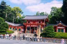 位于京都祇园的是全日本约3000座八坂神社的总本社,也被称为祇园神社,是京都香火最旺的神社之一。这里