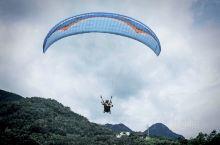 一生必玩的一个高空运动,跳伞,NONONO,是滑翔伞🪂,不过在征服了滑翔伞,潜水后,接下来还有蹦极,