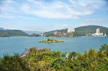 #台湾好行,发现宝岛之美#日月潭,那些年我们在课本里读到过的地方。它位于西部的南投县,是台湾省第二大