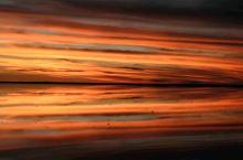 乌尤尼的日落