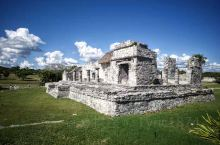 """""""给岁月以文明,而不是给文明以岁月"""" —  邮轮途径墨西哥东南部的尤卡坦半岛,踏上这片神秘的土地,探"""