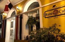 巴拿马城旧城区,晚上遛弯