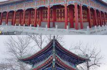 《北海公园雪后仙境美景》  一下雪 北京的公园就变成仙境了…… 推荐去北海静心斋美翻了~~  北海公