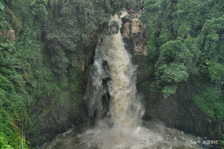 疊水河瀑布3