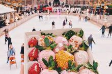 这大概是世界上颜值最高的巧克力了吧!来阿姆斯特丹必吃的网红草莓Polaberry    最开始是在i