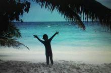 马代我喜欢这里,在班度士跟爷爷学习潜水。