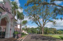 伊瓜苏 Belmond  巴西伊瓜苏国家公园里唯一的酒店,住的房间刚好朝向瀑布。 好像住进了城堡,最