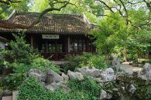 上海五大园林之首醉白池